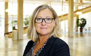 Västernorrlands nya HR-direktör, Karin Åhström. Bild: Julia Sjöberg,  Göteborgs Stad.