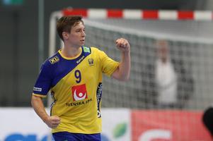 Jerry Tollbring får en nya tränare i både klubblaget och landslaget. Foto: Andreas Hillergren / TT