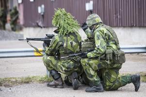Flera hemvärnssoldater vittnar om missförhållanden inom hemvärnet i Västernorrland. Personerna på bilden har inget samband med artikeln att göra.