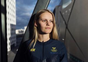 Jennie-Lee Burmansson. Bild: TT Nyhetsbyrån.