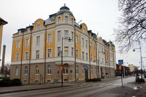 Hallsbergs kommunhus.