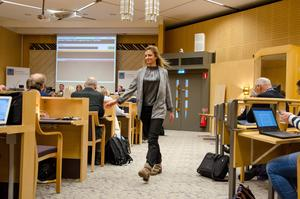 Liza-Maria Norlin (KD) var nöjd med att Tranviken nu ska utredas vidare.