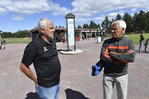 Lars Axelsson och Dic Lund