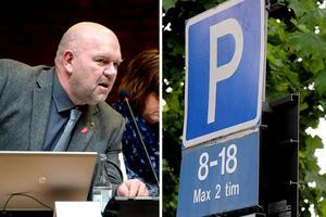 Tekniska nämndens ordförande Jan Filipsson (S) ser ingen anledning till att politiker ska uppleva parkeringsproblem i Ånge. Däremot finns förslag på förbättrade parkeringsmöjligheter i centrum för besökare.
