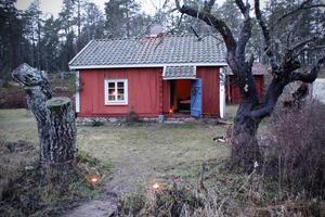 1700-talstorpet i Dragkärret.