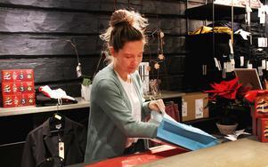 Sofia Stenberg har ägt klädbutiken Love It sedan början av september.