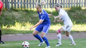 EmmaLi Nordengrim är Sportens etta över Roslagens mest sevärda fotbollsspelare.
