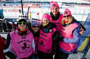 Skidskytte-VM samlar världens bästa skidskyttar, från hela världen, men även deras fans.