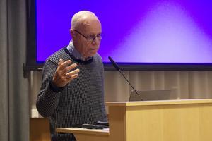 Sven-Erik Alhem, förbundsordförande Brottsofferjouren Sverige och före detta överåklagare.