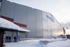 Helsingehus arena i Söderhamn.