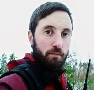 Daniel Mallwitz är vilthandläggare på länsstyrelsen i Västmanland.