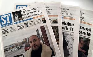 Trots att socialnämnden gör ett underskott på minst 190 miljoner borde det vara självklart att prioritera en dagstidning till äldreboenden, skriver Claes Håkan Sjölund.