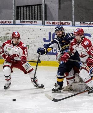 Sundsvall Hockey och Timrå IK möts både på försäsongen och i Hockeyallsvenskan kommande säsong.