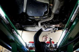 Reglerna för bilbesiktning ändras.