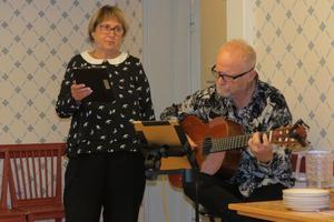 Kristina och Kent Skafvenstedt. Foto: Max Möllerfält
