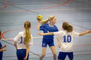 Internmöte mellan två lag från Arbrå.