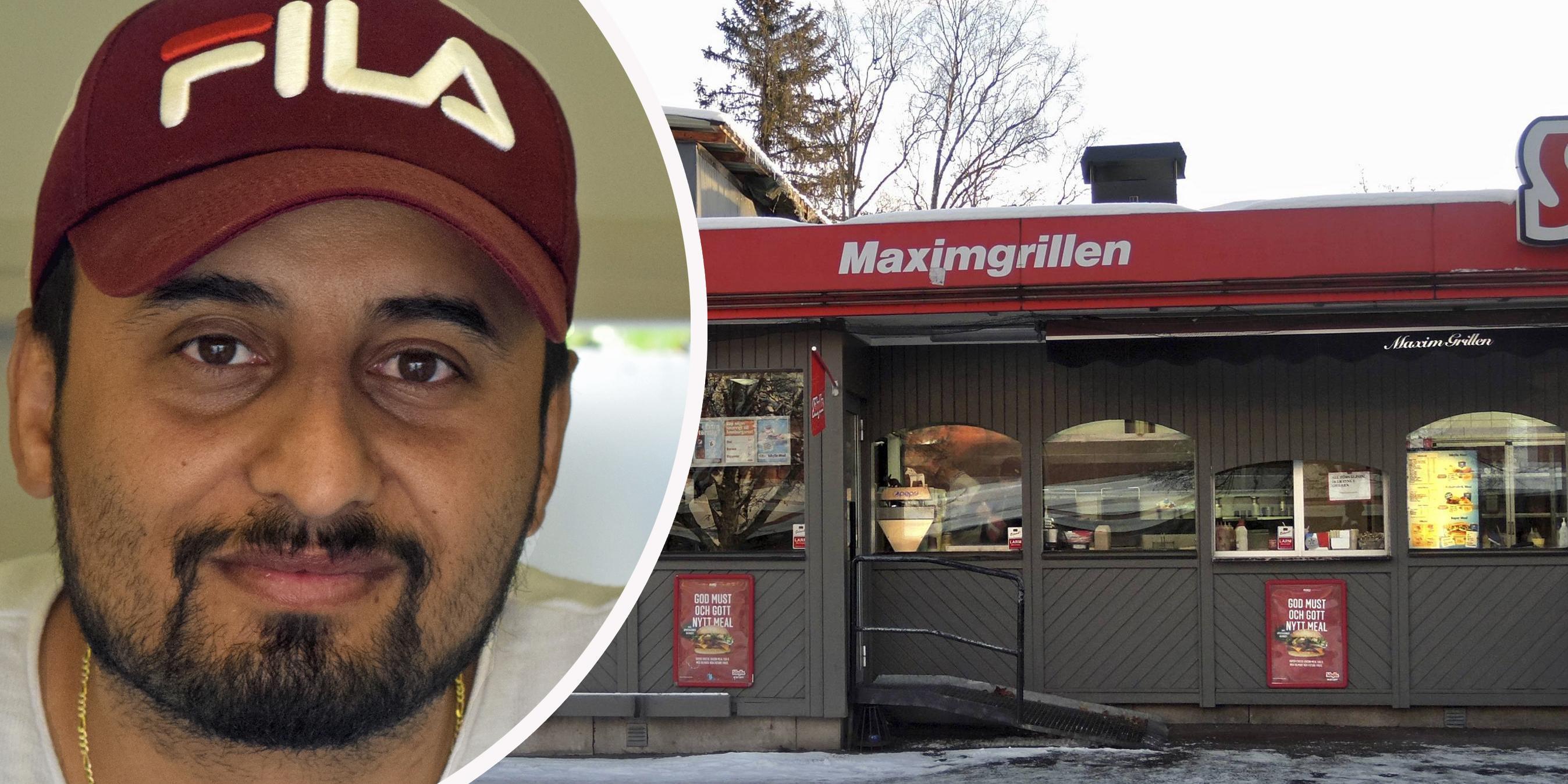 Tarek Malak börjar acceptera att det inte blir något Maxim.