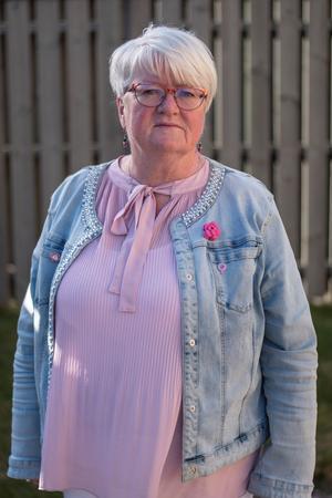 Carina Ohlsson, förbundsordförande S-kvinnor. Foto: Ängelina Ahlén