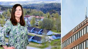 Sofia Mirjamsdotter: Att ta från en glesbygdskommun och ge åt en annan var knappast syftet