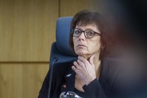 Marie Centerwall (S), kommunstyrelsens ordförande i Bollnäs kommun.