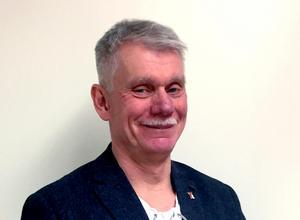 Tyko Persson är rektor på Maserskolan i Borlänge. Han är en av initiativtagarna bakom Masermodellen som gett positiva effekter för trivseln och studieresultaten på skolan.Foto: Privat
