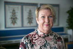 Ulrika Gärdsback berättar att viljan finns att införa Solhems hyllade matordning på alla äldreboenden i Leksand.