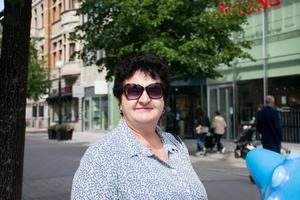 Hata Hadzic, 53 år, undersköterska, Sundsvall: