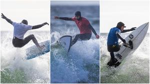 Surf-SM på Torö Stenstrand 2018. Foto: Peter Ohlsson.