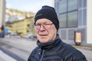 Kenny Ohlsson, 60+, pensionär, Sundsvall.