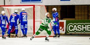 Ted Bergströms VSK kan avgöra kvartsfinalserien mot  Vänersborg under torsdagen