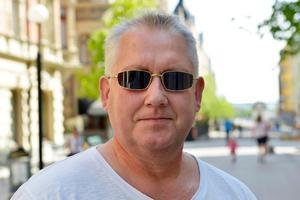Ola Andersson, 55 år , reparatör, Bergeforsen: