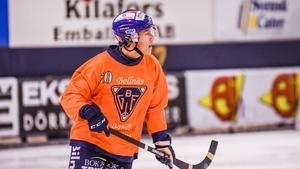 Oskar Lundgren kände att han inte skulle få tillräckligt med speltid i Bollnäs.