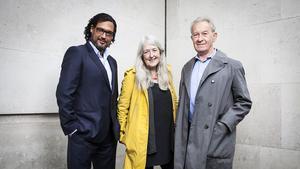 David Olusoga, Mary Beard och Simon Schama leder