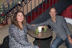 Carina Andersson och Jimmy Torpman. Foto: Py Tenor
