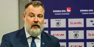 Rikard Grönborg har tagit ut truppen till Channel One Cup.