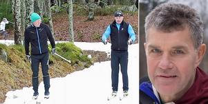 Det konstgjorda skidspåret i Högbo kan bli rekordlångt den här säsongen.