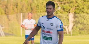 Oskar Nordlund gjorde 29 mål för IFK Timrå den här säsongen – nu ska han provträna med ÖFK.