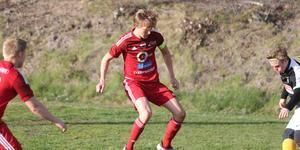 Milton Olsson blev Roslagens bästa målgörare med 35 fullträffar under 2019.