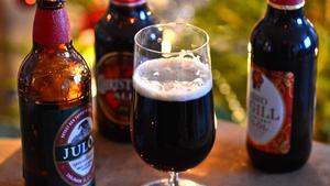 Var tionde förälder, som annars dricker alkohol, väljer att fira en