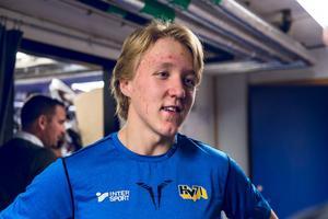 Simon Holmström är 26:a på NHL Central Scoutings Europalista.