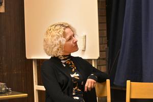 Anna-Karin Engström är tf rektor på Åvestadalsskolan.