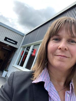 Eva-Lena Blom, rektor för Minervaskolan från femte augusti.