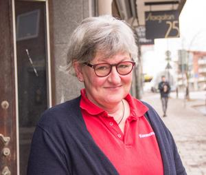 Barbro Andersson.