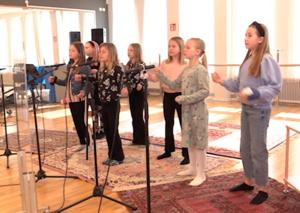 Kulturskolan Smedjan har gjort en hel del filmklipp under året.