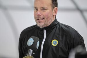 Svenne Olsson, förbundskapten.