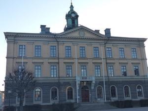 Rådhuset i Gävle.