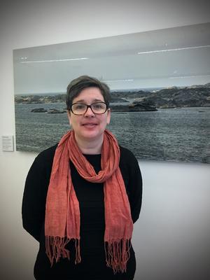 Maria Ullerstam är projektledare för luftprogrammet som ska leda till bättre hälsa i Sverige och att vi klarar EU:s lagstiftning om utsläpp. Foto: Naturvårdsverket.