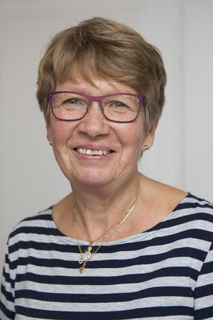 Anita Nyström är mamma till Annika.