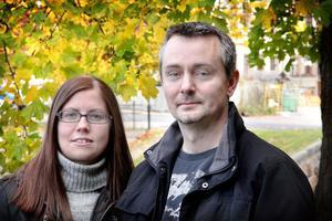 Anna och Fredrik Andersson såg en företagsnisch: Ge konsultning och råd till privata som går i bygglovstankar.