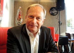 Vd Björn Källström säger att det är den starka handeln i Borlänge som gör att företaget etablerar sig.